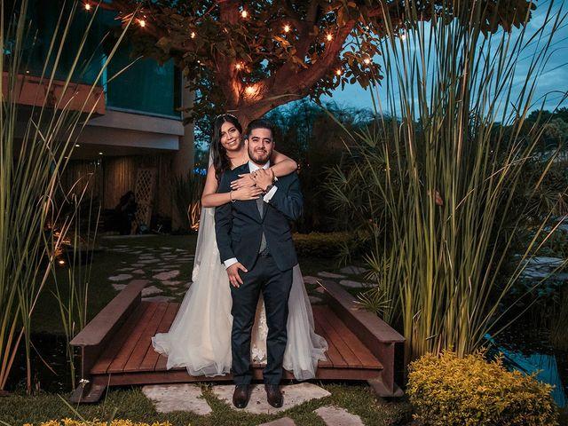 La boda de Sam y Benja