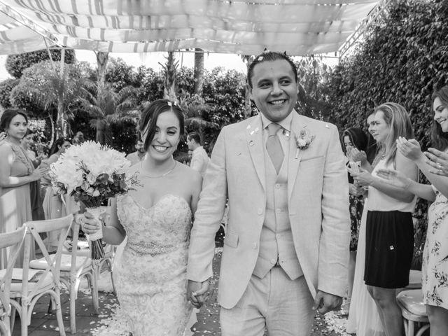 La boda de Arely y Javiel