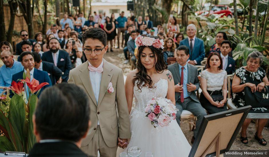 La boda de Aldo y Abi en Jiutepec, Morelos