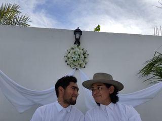 La boda de Carlos y Walter 1