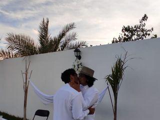 La boda de Carlos y Walter 3