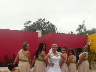 La boda de Sofía y Geovany 1