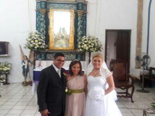 La boda de Sofía y Geovany 2