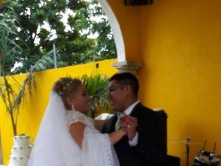 La boda de Sofía y Geovany 3