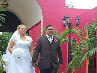 La boda de Sofía y Geovany