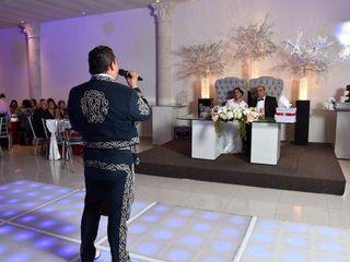 La boda de Marco y Magaly 1