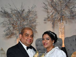 La boda de Marco y Magaly