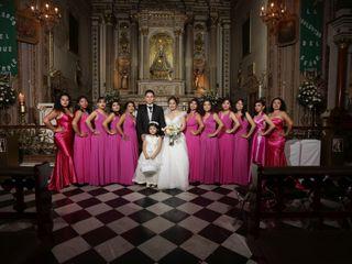 La boda de Gladys y Leopoldo 3