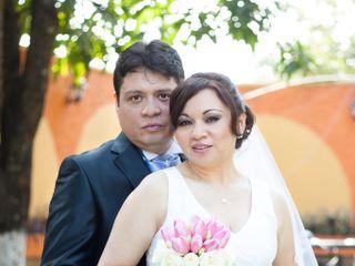 La boda de Berenice y Isaías 1