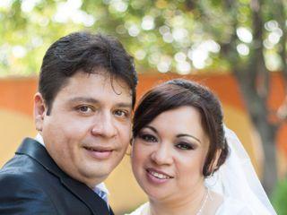 La boda de Berenice y Isaías 2