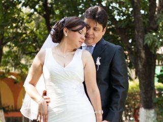 La boda de Berenice y Isaías