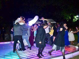 La boda de Yatzil Annel y Jorge Baruch 1