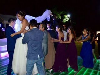 La boda de Yatzil Annel y Jorge Baruch 2