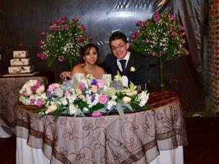 La boda de Yatzil Annel y Jorge Baruch