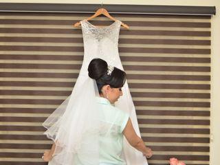 La boda de Claudia y Jonathan 1