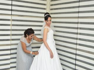 La boda de Claudia y Jonathan 2