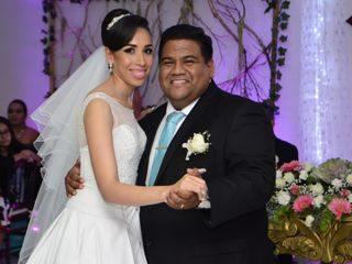 La boda de Claudia y Jonathan