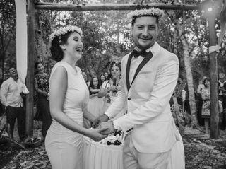 La boda de Julia y Fernando