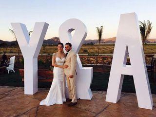 La boda de Yanira y Allan 1