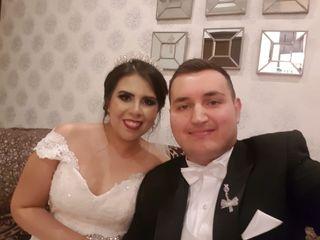 La boda de Karina y Erick 1