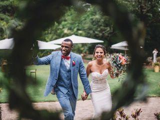 La boda de Laura y Levi