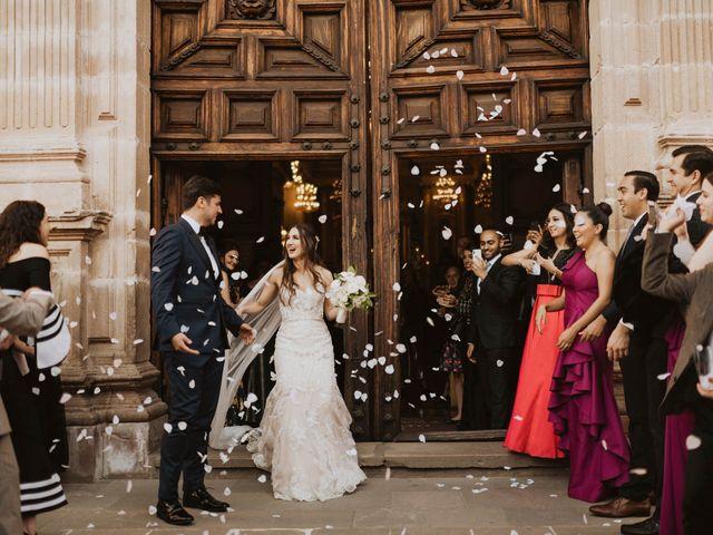 La boda de Ana Paty y Rodrigo