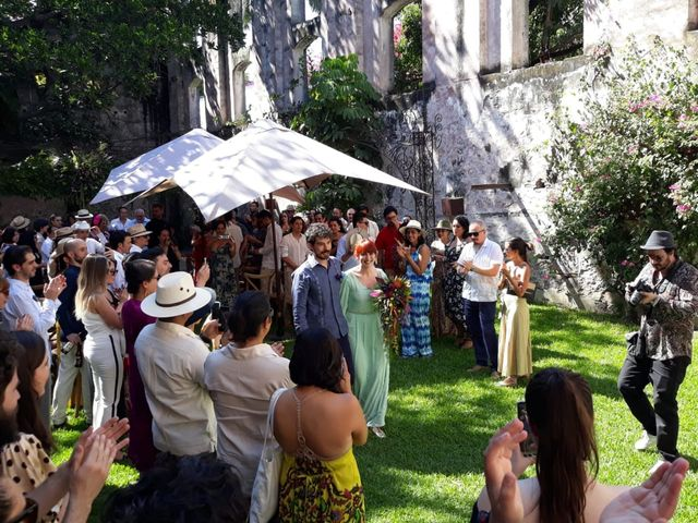 La boda de Eloísa  y Gabriel