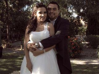 La boda de Judith y Pedro