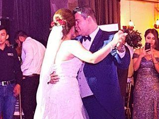 La boda de Daneli y Juan José  2