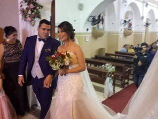 La boda de Daneli y Juan José