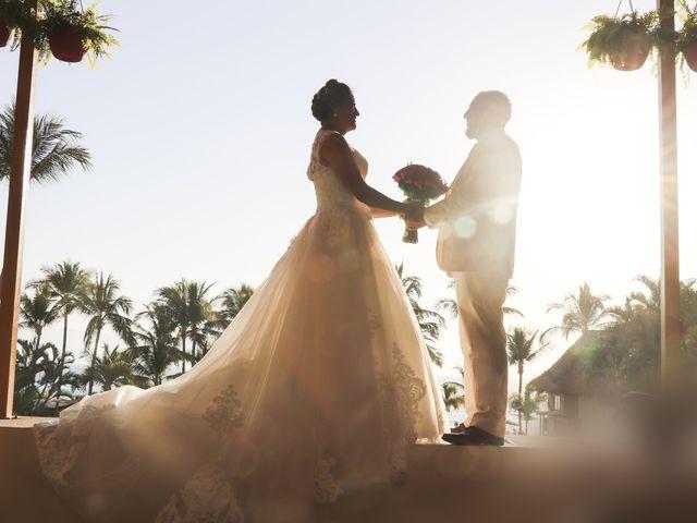 La boda de Elizabeth y Gerardo