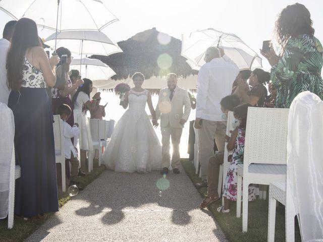 La boda de Gerardo y Elizabeth en Puerto Vallarta, Jalisco 20