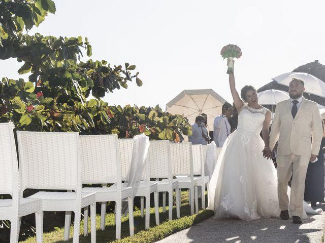 La boda de Gerardo y Elizabeth en Puerto Vallarta, Jalisco 21