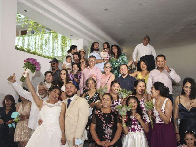 La boda de Gerardo y Elizabeth en Puerto Vallarta, Jalisco 23
