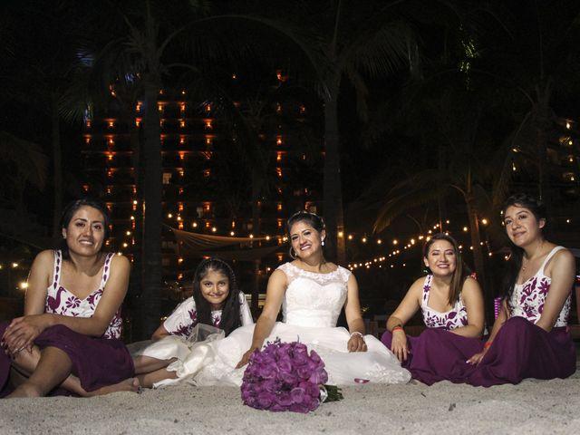 La boda de Gerardo y Elizabeth en Puerto Vallarta, Jalisco 27