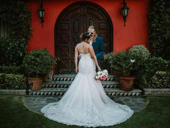 La boda de Deya y Cody