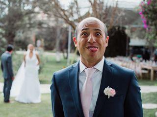 La boda de Karen y Otto 1