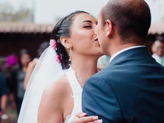La boda de Karen y Otto 3