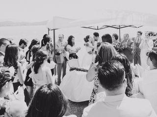 La boda de Grecia y Daniel 1