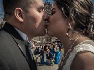 La boda de Itzel y Aldo