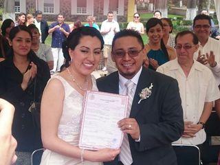 La boda de Pilar y Jaime
