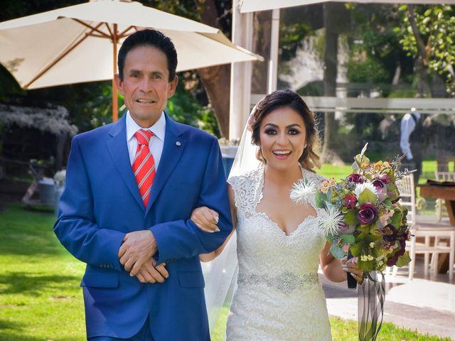 La boda de Paco y Rocío en Atlixco, Puebla 9