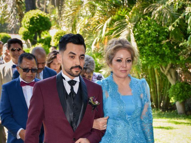 La boda de Paco y Rocío en Atlixco, Puebla 10