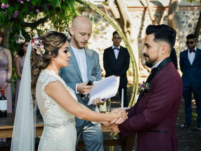 La boda de Paco y Rocío en Atlixco, Puebla 11