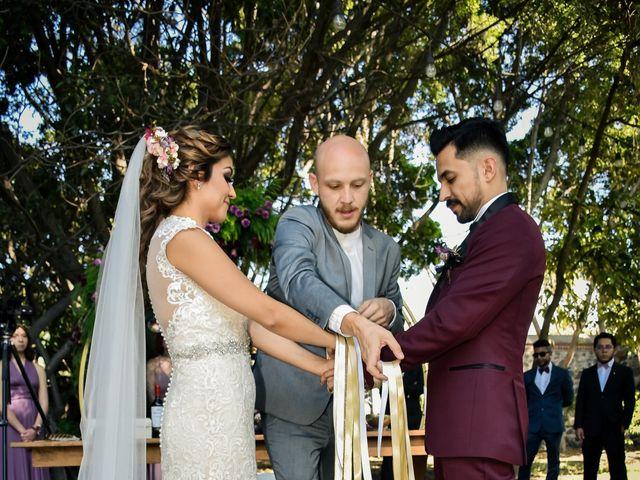 La boda de Paco y Rocío en Atlixco, Puebla 12