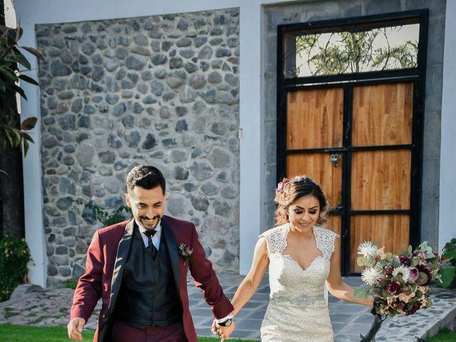 La boda de Paco y Rocío en Atlixco, Puebla 3