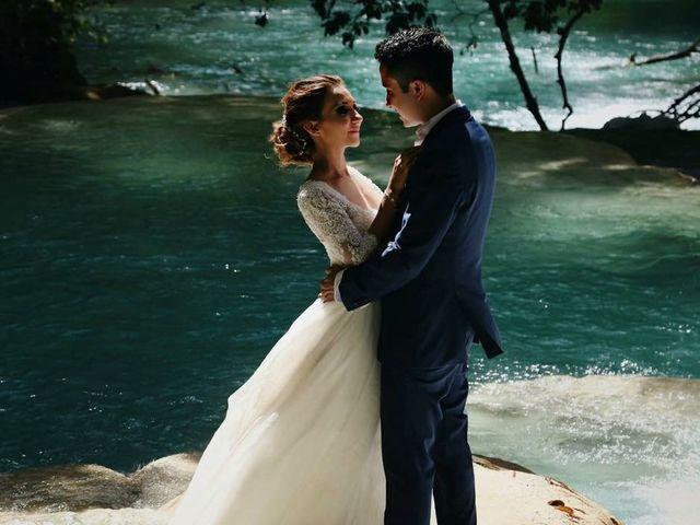 La boda de Carlos y Itzel en Tuxtla Gutiérrez, Chiapas 13