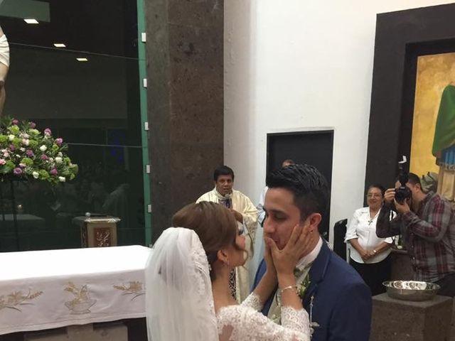 La boda de Carlos y Itzel en Tuxtla Gutiérrez, Chiapas 16