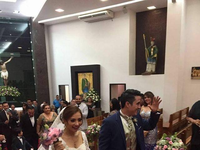 La boda de Carlos y Itzel en Tuxtla Gutiérrez, Chiapas 17