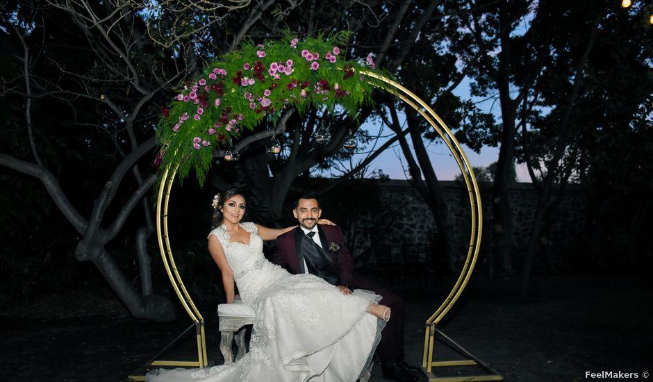 La boda de Paco y Rocío en Atlixco, Puebla